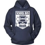 School Bus Driver T-Shirt Design - School Bus Driver