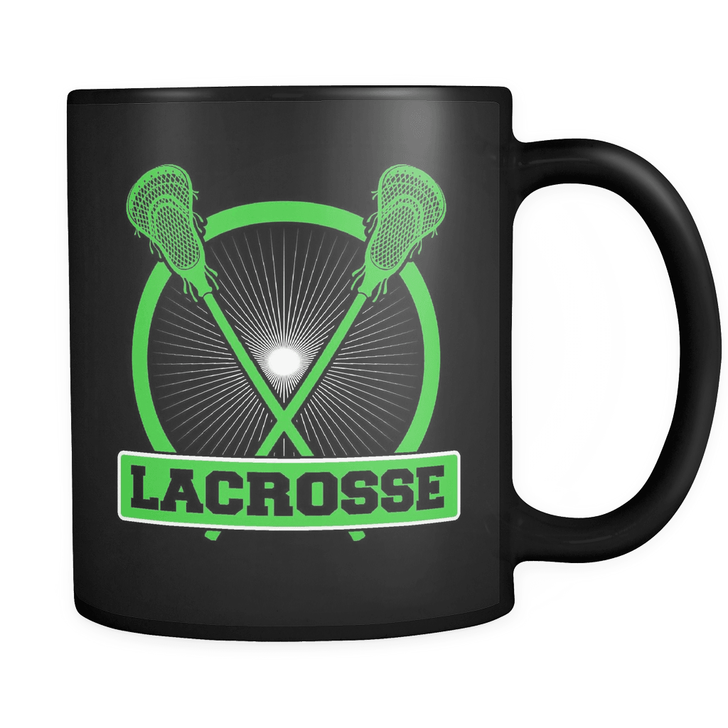 Play Lacrosse - Luxury Mug