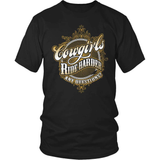 Country T-Shirt Design - Cowgirls Ride Harder!