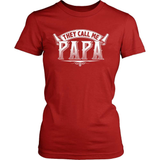 Grandparent T-Shirt Design - Call Me Papa