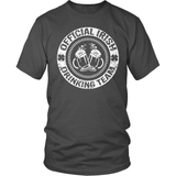 Irish T-Shirt Design - Irish Drinking Team