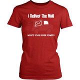 Mail Carrier T-Shirt Design - Superpower