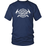 Firefighter T-Shirt Design - Fire Dept