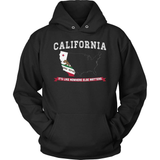 California T-Shirt Design - California Like Nowhere Else