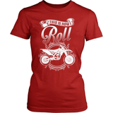 Dirt Bike T-Shirt Design - How We Roll