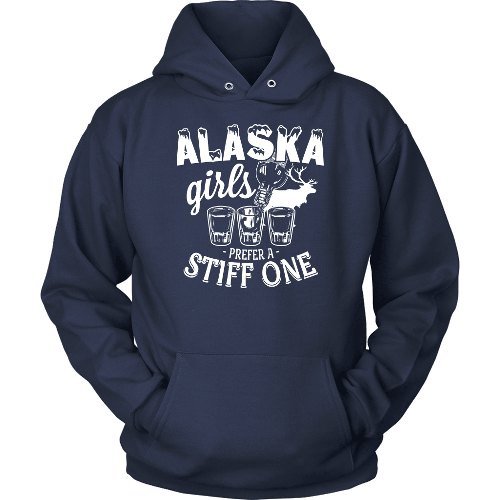 Alaska T-Shirt Design - Alaska Girls!