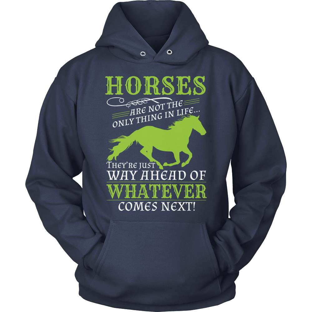 Horse T-Shirt Design - Horses Are Way Ahead