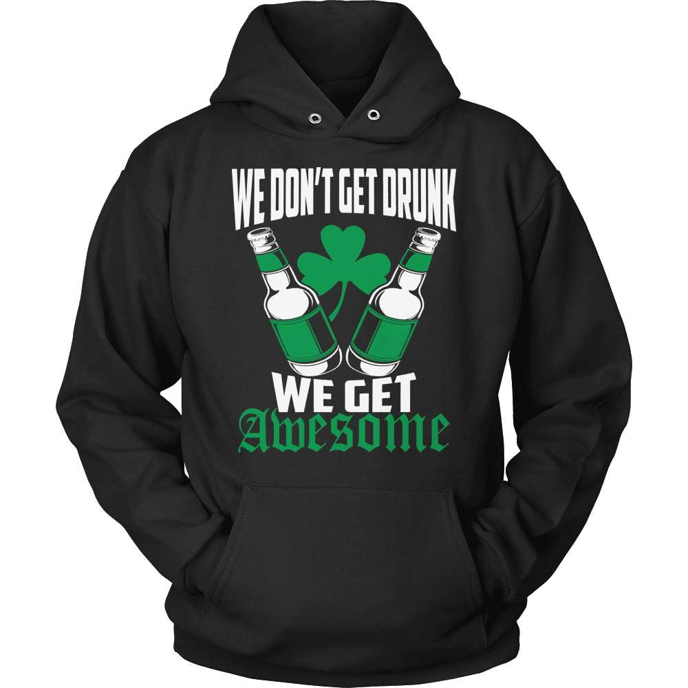 Irish T-Shirt Design - We Get Awesome