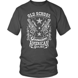 Gun T-Shirt Design - Genuine American
