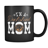 I'm A Dachshund Mom - Luxury Mug