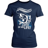 Fishing T-Shirt Design - The Best Catch Of His Life!
