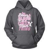 Cheerleader T-Shirt Design - Cheer Mom Thing
