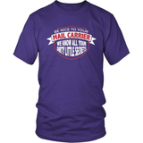 Mail Carrier T-Shirt Design - Be Nice To Your Mail Carrier
