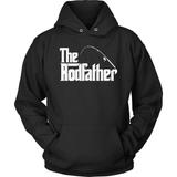 Fishing T-Shirt Design - The Rodfather!