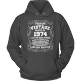 Birthday T-Shirt - Premium - 1974