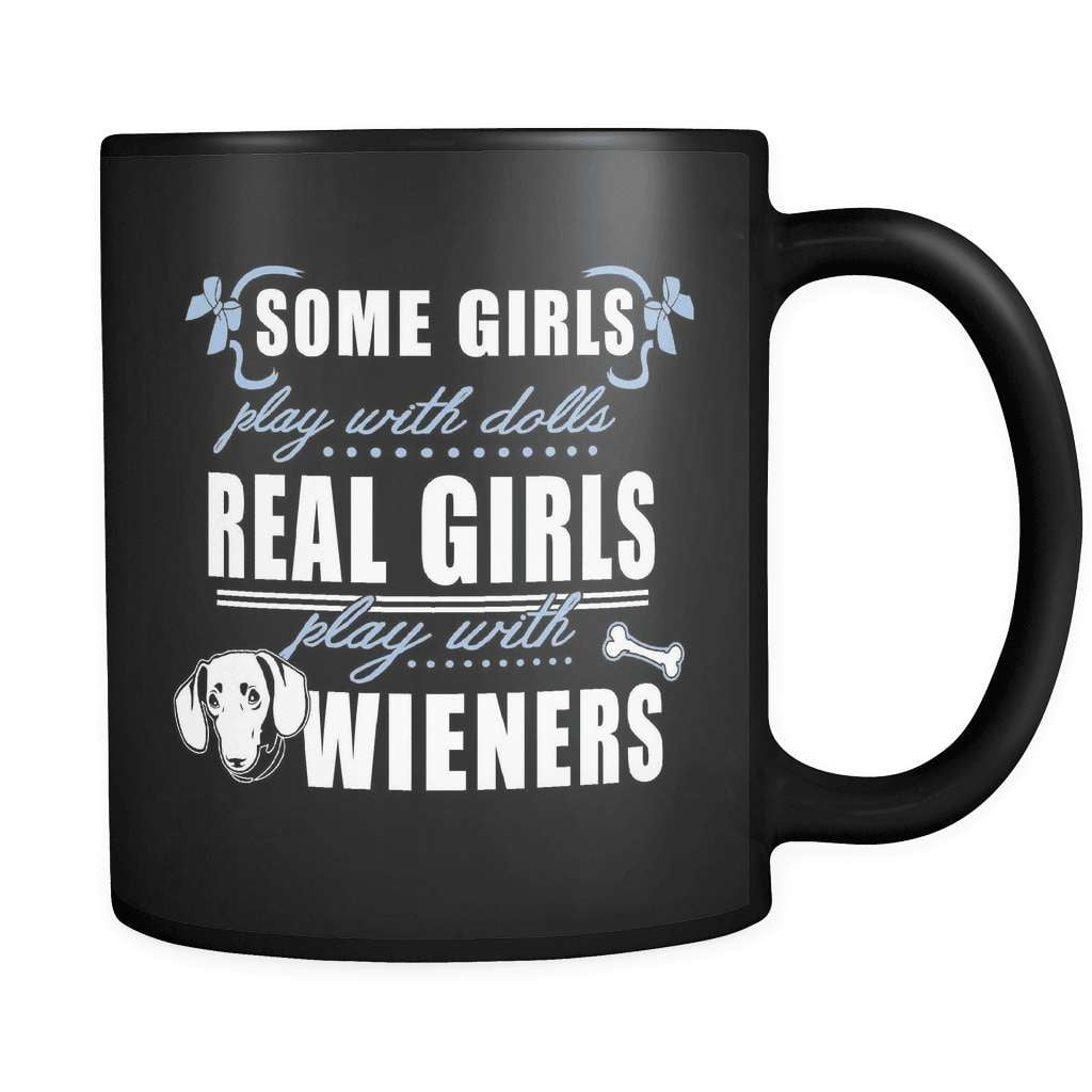 Real Girls - Luxury Dachshund Mug