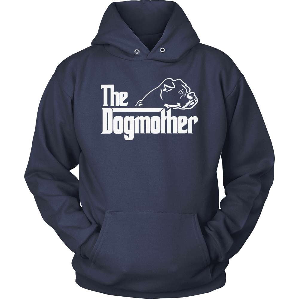 Boxer Shirt - The Dogmother - snazzyshirtz.com