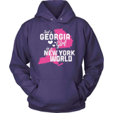 Georgia T-Shirt Design - Georgia Girl New York World