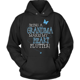 Grandparent T-Shirt Design - Being A Grandma