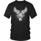 Veteran T-Shirt Design - Veterans Eagle