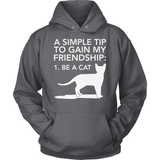 Cat T-Shirt Design - Simple Tip