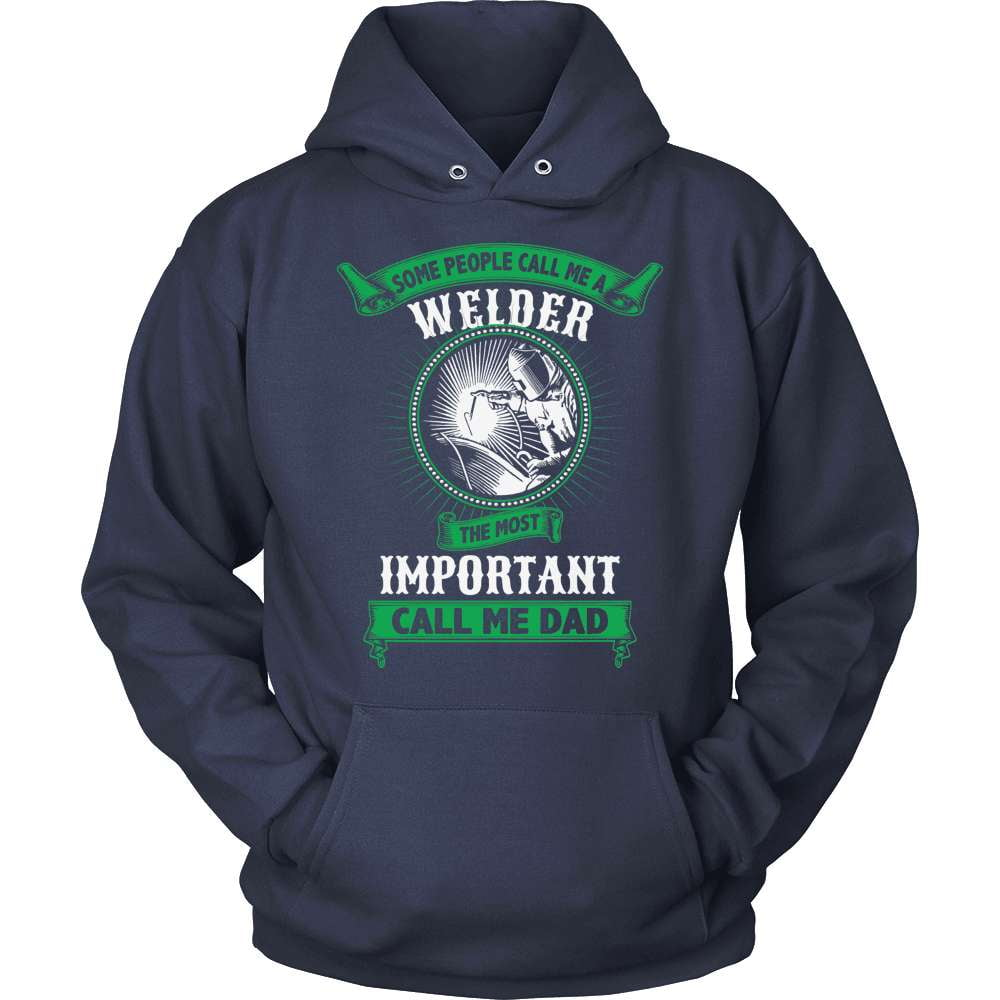 Welder T-Shirt Design - Welder Dad