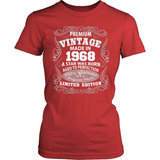 Birthday T-Shirt - Premium - 1968