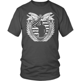 Veteran T-Shirt Design - Salute