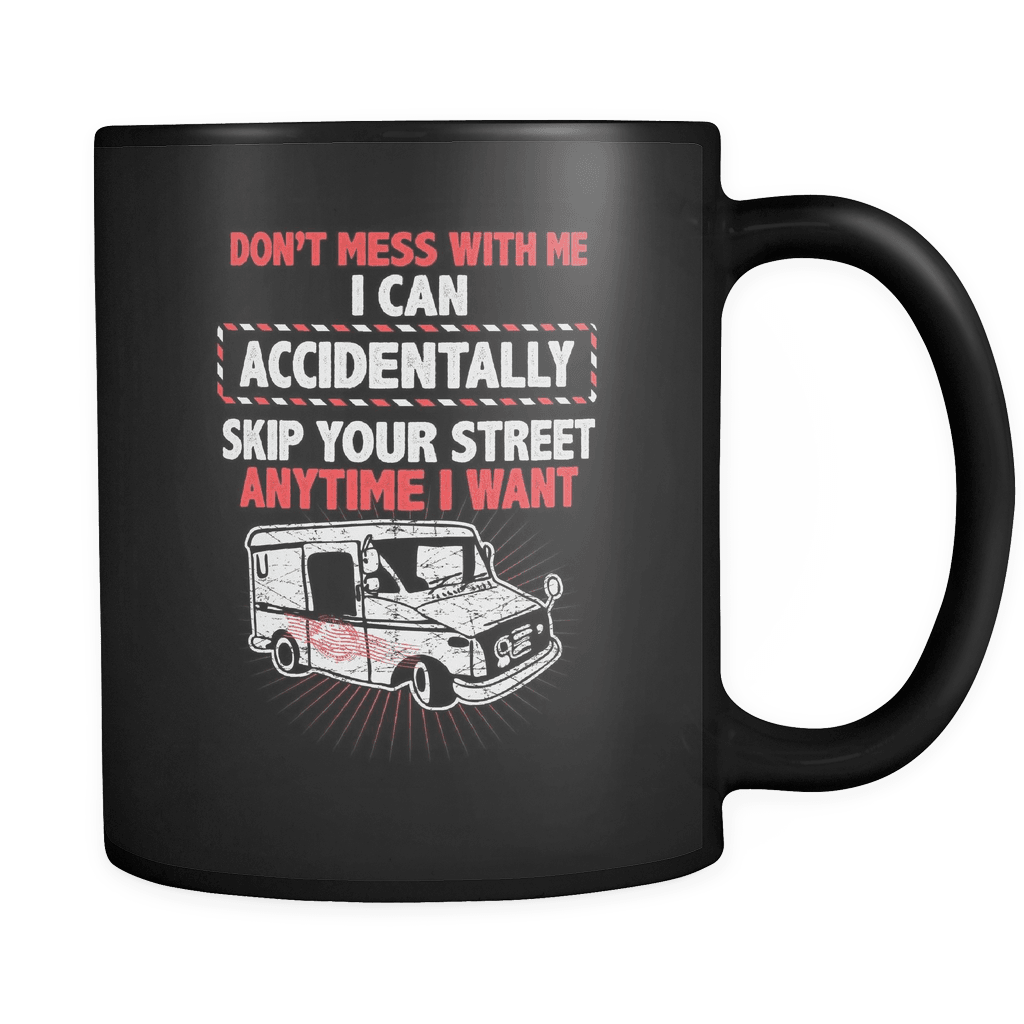 I Can Skip - Luxury Mail Carrier Mug