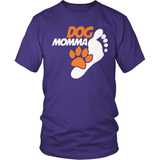 Dog T-Shirt Design - Dog Momma