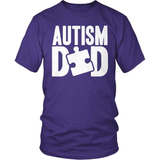 Autism T-Shirt Design - I'm A Dad