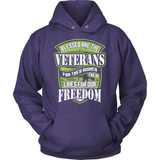 Veteran T-Shirt Design - Blessed Veterans