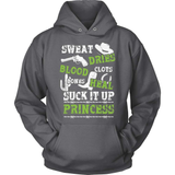 Country T-Shirt Design - Suck It Up Princess!