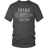 Birthday T-Shirt Design - Vintage - 2009