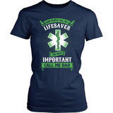 EMT T-Shirt Design - Lifesaver Dad