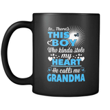 The Boy Stole My Heart - Luxury Grandparent Mug