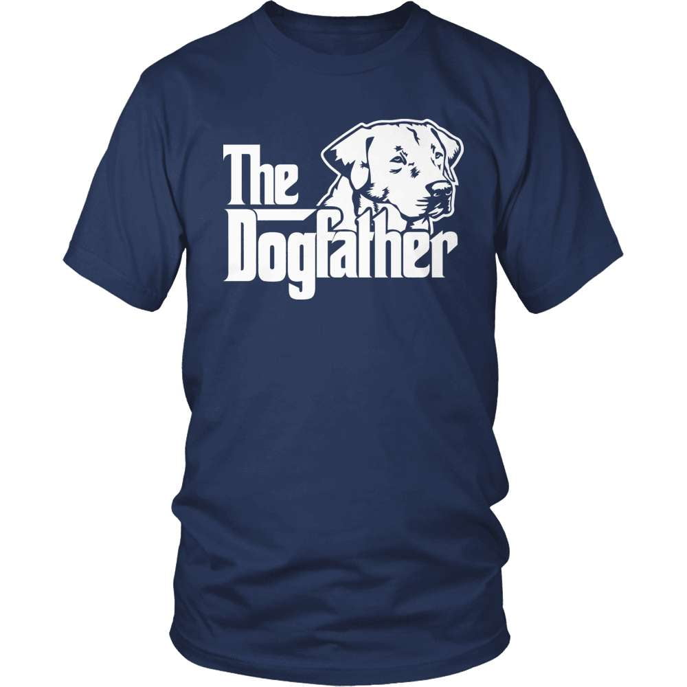 Dog T-Shirt Design - Dogfather
