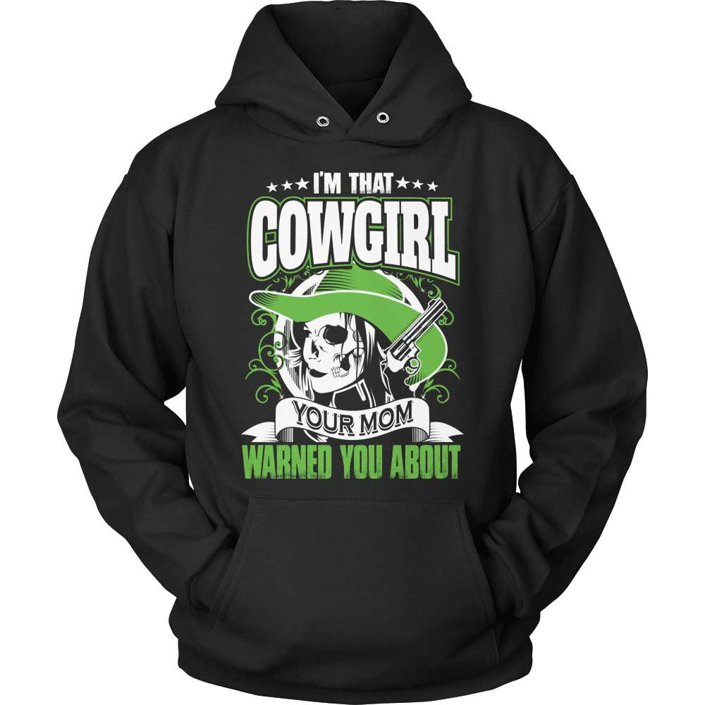 Country T-Shirt Design - I'm That Cowgirl! - snazzyshirtz.com