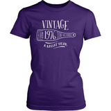 Birthday T-Shirt Design - Vintage - 1976