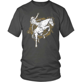 Country T-Shirt Design - Cowgirl!