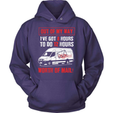 Mail Carrier T-Shirt Design - Outta My Way