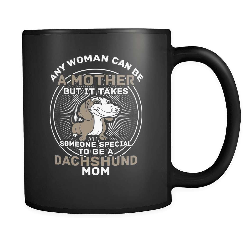 Dachshund Mom - Luxury Mug