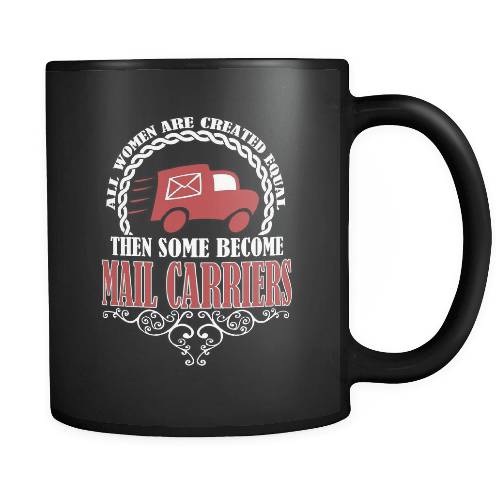 Created Equal - Luxury Mail Carrier Mug