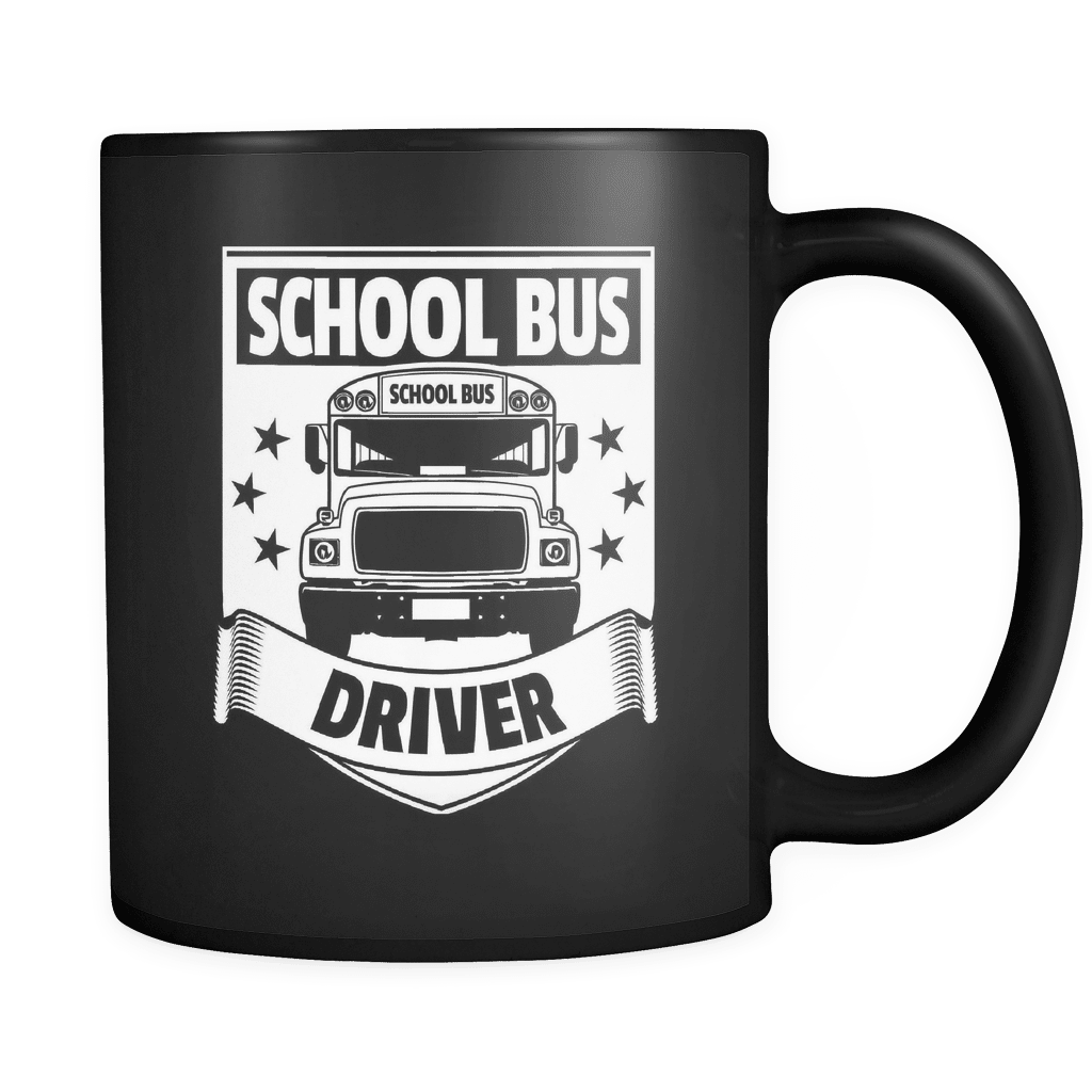 School Bus Driver - Luxury Mug