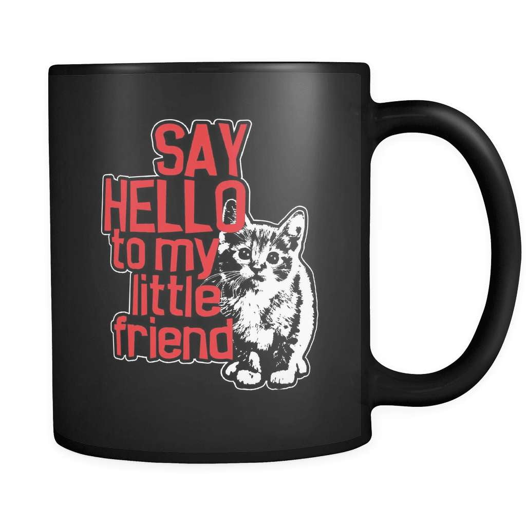 Cat Pacino - Luxury Mug - snazzyshirtz.com