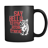 Cat Pacino - Luxury Mug