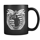 Salute - Luxury Veteran Mug