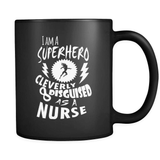 Superhero - Luxury Nurse Mug