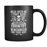 My Country - Luxury Veteran Mug