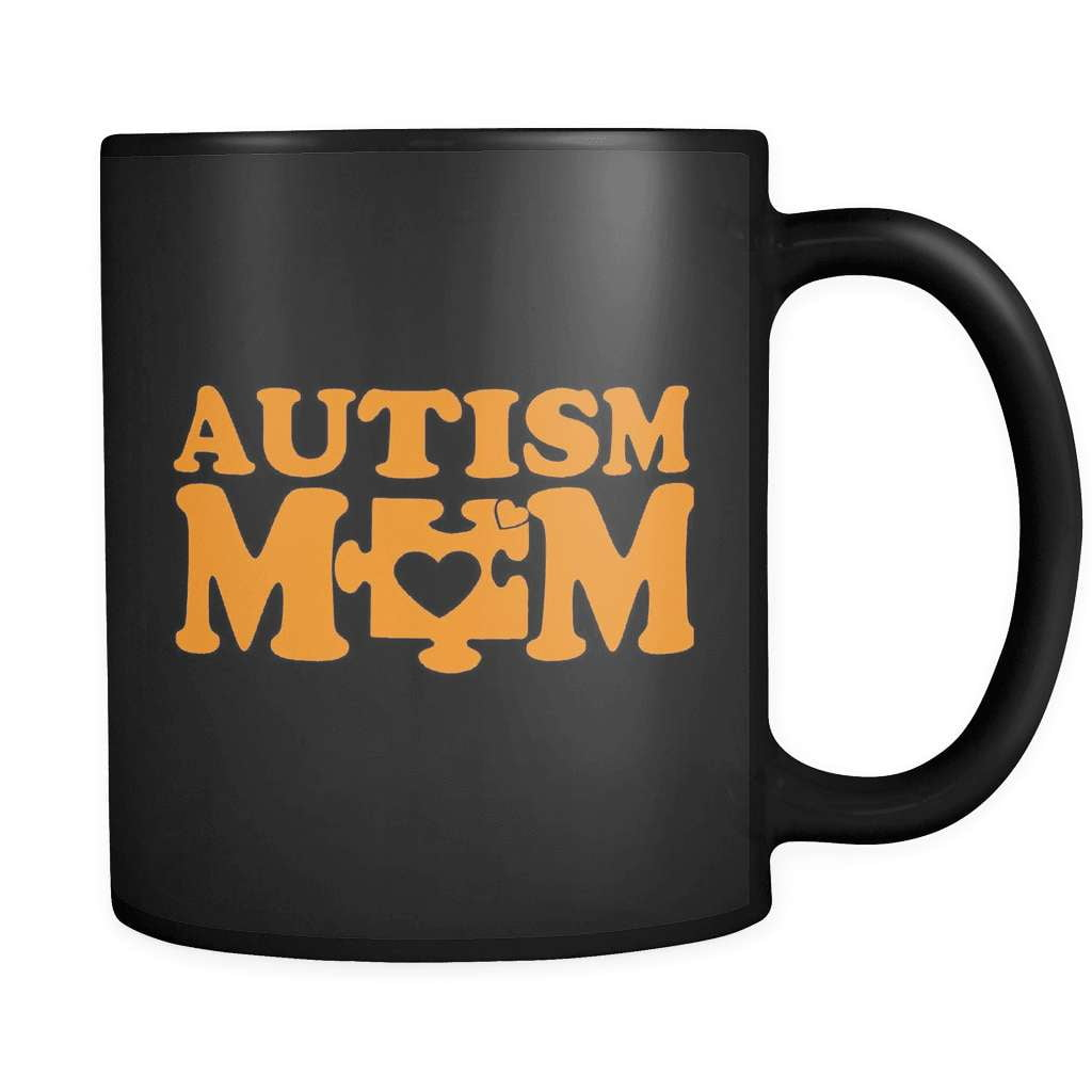 Jigsaw Mom - Luxury Mug - snazzyshirtz.com